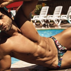 Brief Distraction featuring Vuthy Sim Swimwear