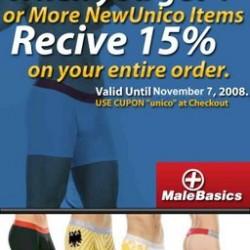 Male Basics – Unico Sale