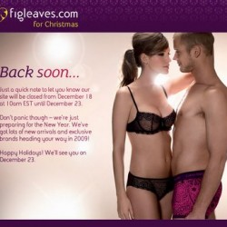 Figleaves – Site Down