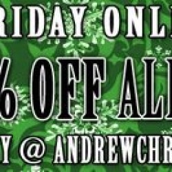 Andrew Christian – Black Friday Sale