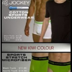 Dead Good Undies – Jockey Sports and the Man Store