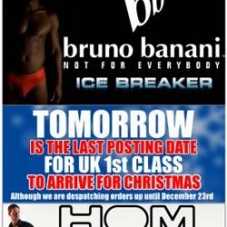Dead Good Undies – Bruno Banani IceBreakers