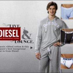 Men's Underwear Store – Diesel and Unico