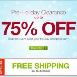 Fresh Pair Pre-Holiday Clerance