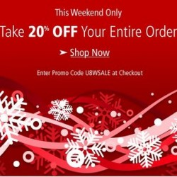 Undergear – 20% Off Your Entire Order