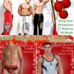 Jock Boy Locker – Keep your Ornaments Warm!