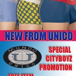 Citiboyz Has New Unico
