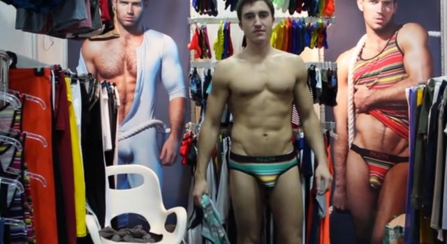 N2N Bodywear 2014 Collection UNB Video