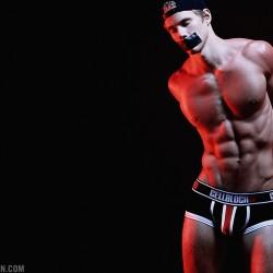 Brief Distraction features Underwear Nation's Bound