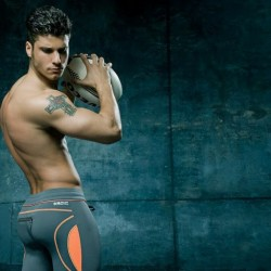 Big Brother's Cody Calafiore, C-IN2 Underwear Model