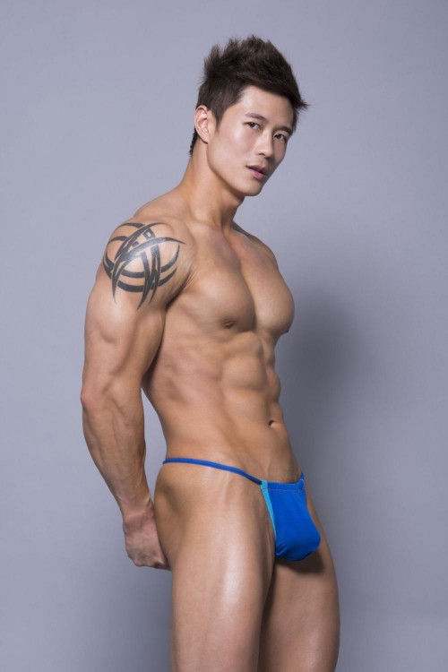 Review – Andrew Christian Trophy Boy G String | Underwear News ...