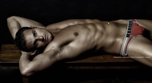 Armando Adajar Photos featuring Marcuse