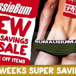 aussieBum Christmas Sale