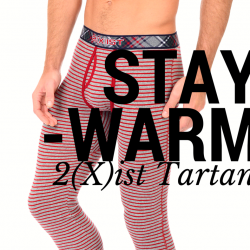 2(X)ist Tartan Collection Long Johns