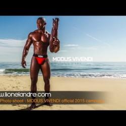 Behind the scenes : Modus Videndi 2015 Campaign