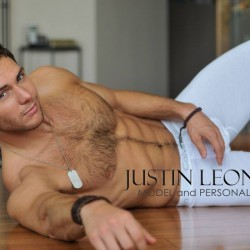 UNB Model Profile: Justin Leonard
