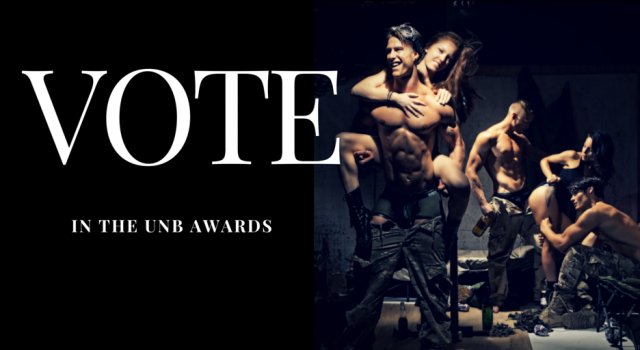 1 More Day to Vote in the UNB Reader