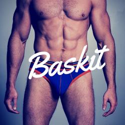 Baskit $12 Tuesday Ribbed Jock Brief