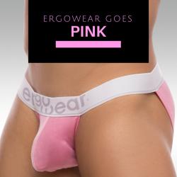 ErgoWear goes Pink!
