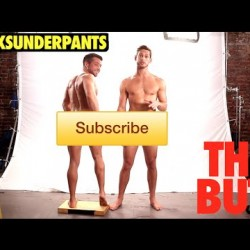 Max's Underwear Pants Super Model Course Part 6