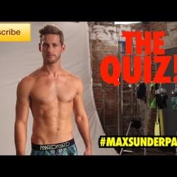 Max's Underpants Episode Seven – The Quiz