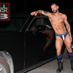 UNB Talks to David Benjamin Model for Cellblock 13