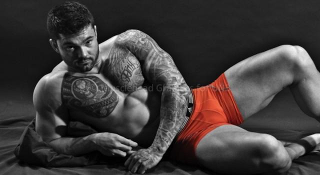 UNB Model Profile: Kyle Alexander