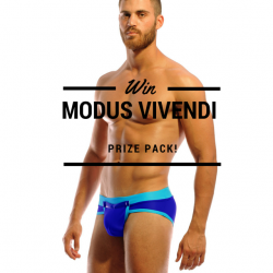 Enter to Win Modus Vivendi Swimwear!