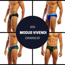 Win a Modus Vivendi Prize Pack!