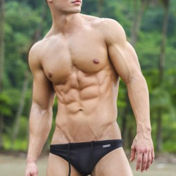 Brief Distraction featuring Aronik Swimwear