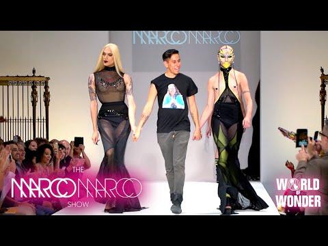 Marcomarcoshow Collection Four Nyfw Underwear News Briefs