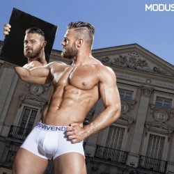 Modus Vivendi releases the new Weekly Line of underwear