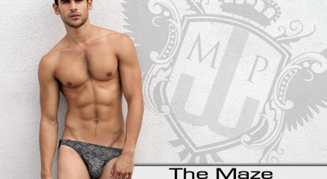 New Male Power Maze Collection
