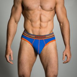 Baskit $12 Tuesday Ribbed Brief