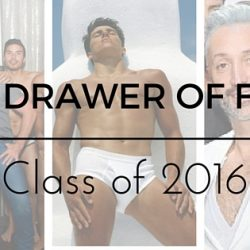 UNB Drawer of Fame 2016 Inductees