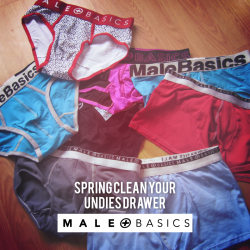 Spring Clean Your Undies Drawer