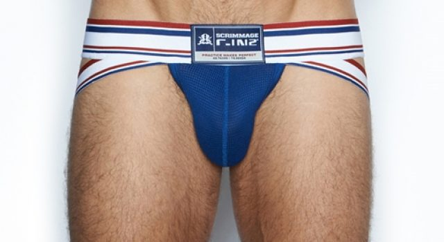 Get your Scrimmage on with C-IN2 on Jockstrap Wednesday