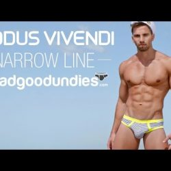 Modus Vivendi Narrow Line underwear and T-shirts