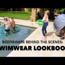 "Behind the Scenes of ""Pool Party"" 