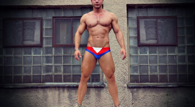 WAPO Wear Fitness Shoot with Michael Achberger