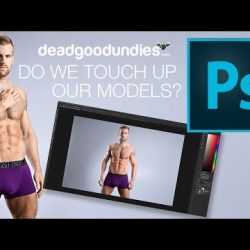 How are Underwear Models Retouched?