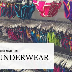 Giving Underwear Advice from an Underwear Authority