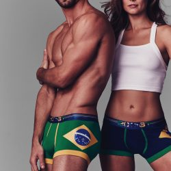 Go Brazil – 2(X)ist New Brazil Collection