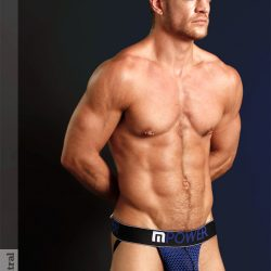 Brief Distraction featuring Male Power by Jockstrap Central