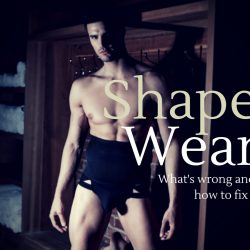 Men's Shapewear – What's Wrong and How to Fix it