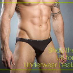 Looking for Underwear Deals? Shop in the UK