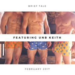 Brief Tale – Newest Guy UNB Keith's tale