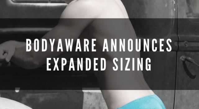 BodyAware now has expanded sizes