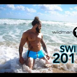 New WildmanT Swimwear Video