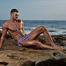 Swimwear Sunday – Enjoy the Sunset with 2EROS